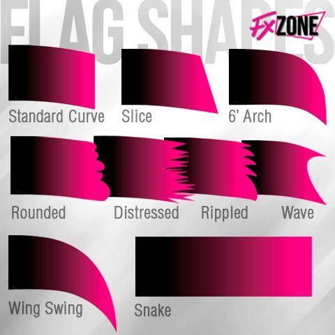DESIGNERS CORNER-Choosing the Perfect Flag Shape