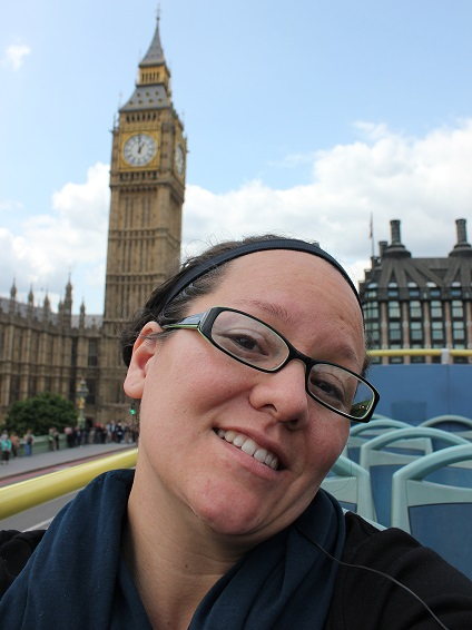 PE's First Blogger! Meet Cindy