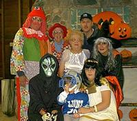 YWCA Camp Cavell Halloween Weekends
