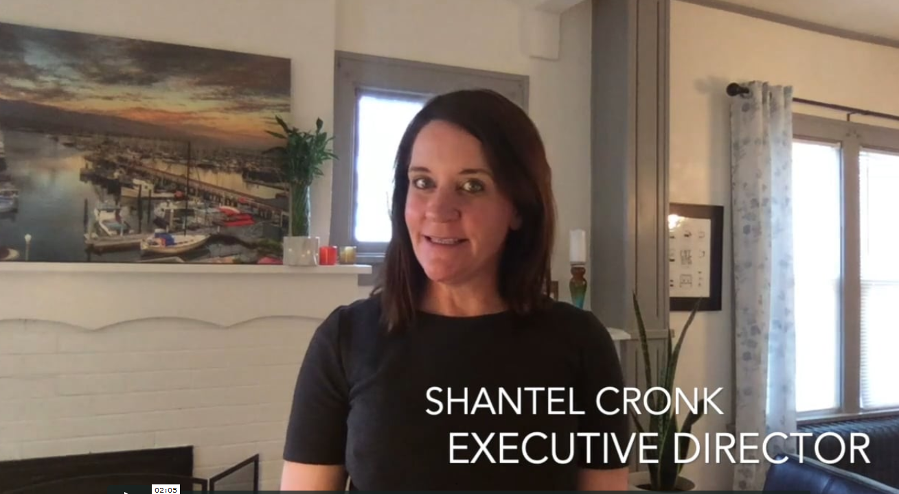 A Personal Message from Shantel