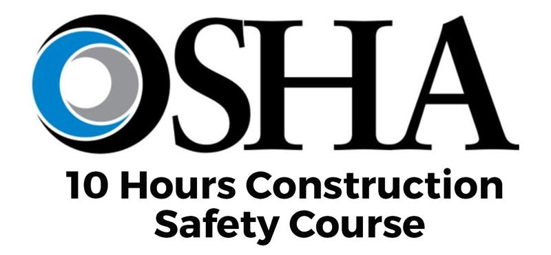 OSHA 10 Training