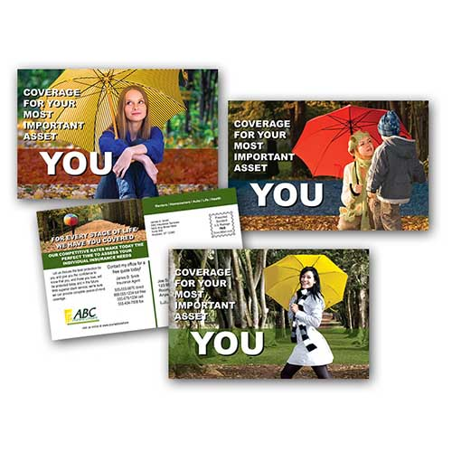 Color Brochures - 6 x 9