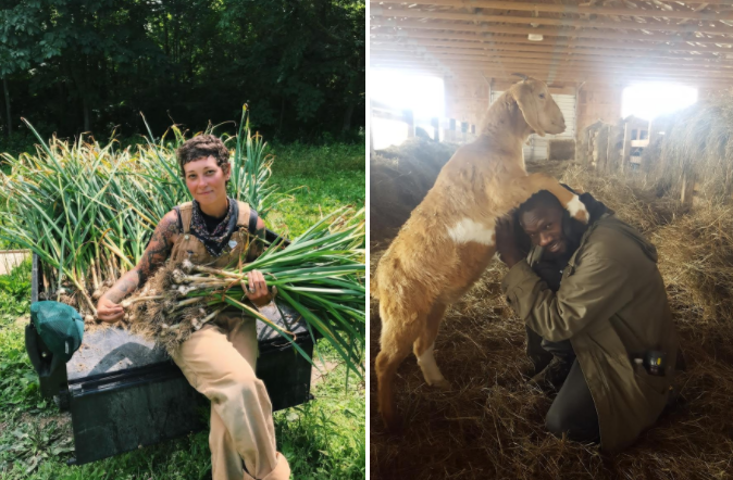 Meet our 2018 Livestock Apprentices