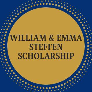 William & Emma Steffen Scholarship