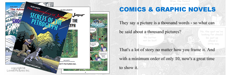 Comics & Graphic Novels