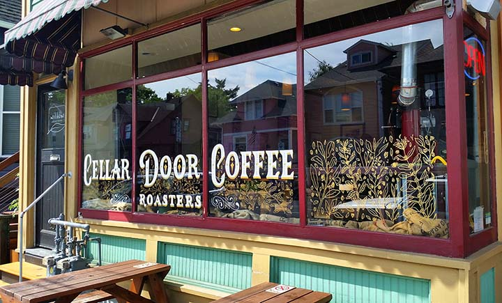CELLAR DOOR COFFEE
