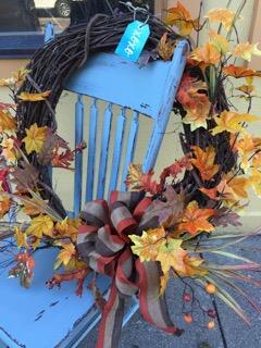 PAINT IT UP!  Fall Chalk Paint Workshop/Vintage Chair Flipping with Julie Primeaux