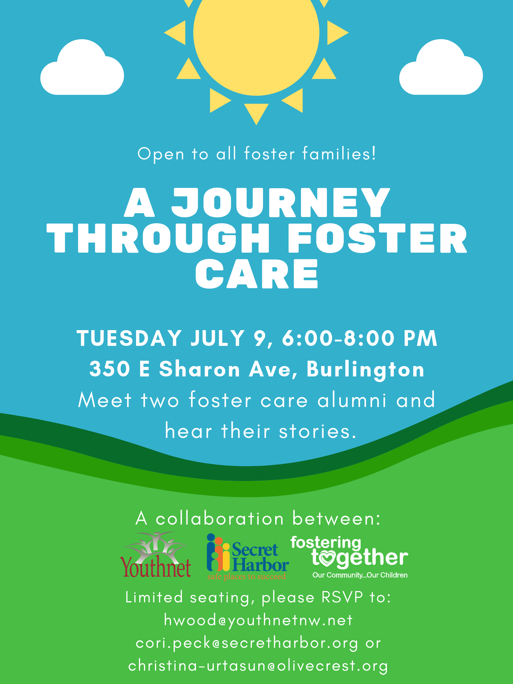 Training: A Journey Through Foster Care