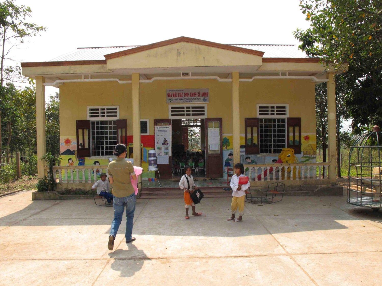David Warner Kindergarten