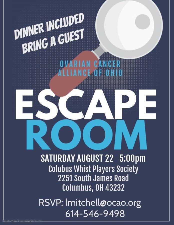 Escape Room Event