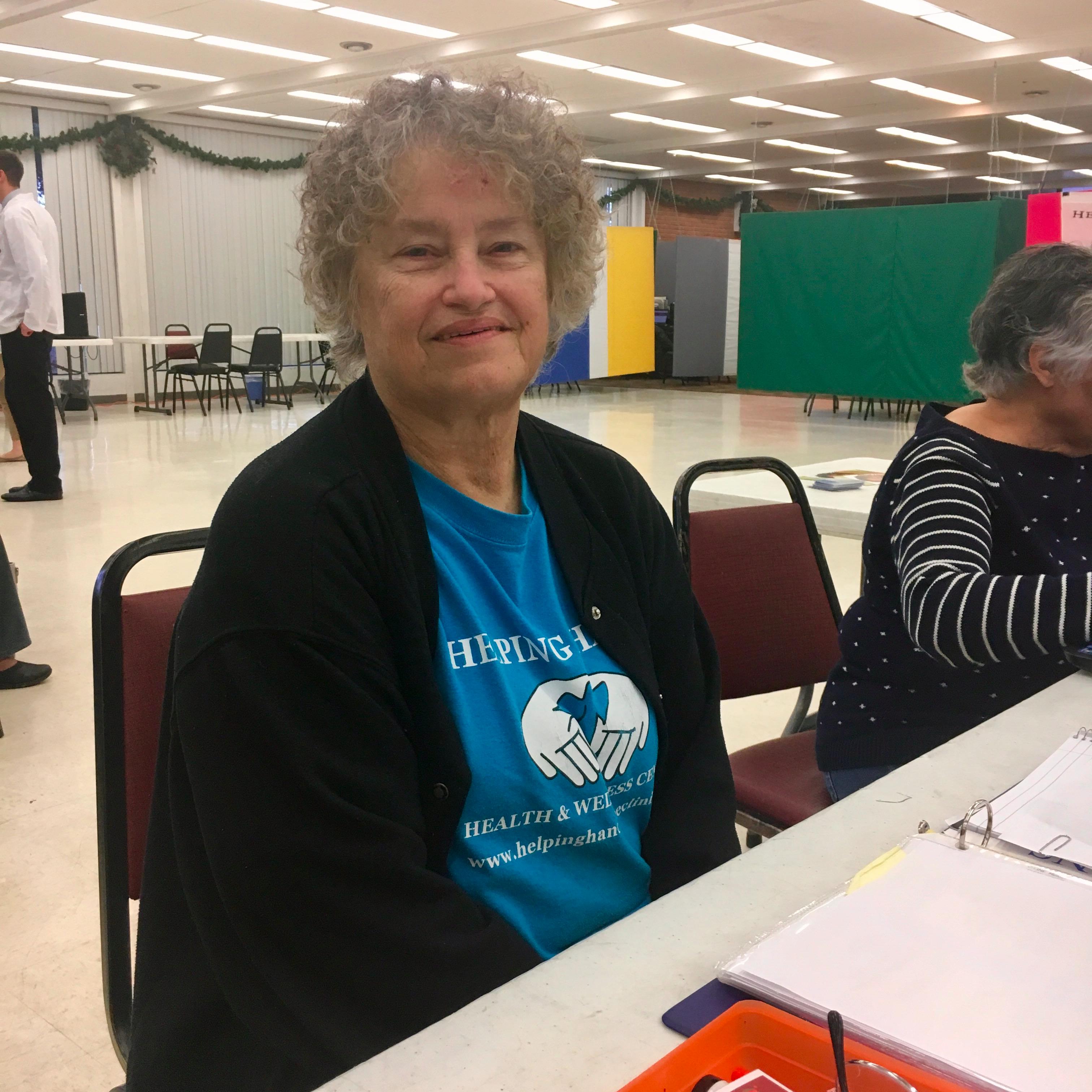 Former Patient, Avid Volunteer