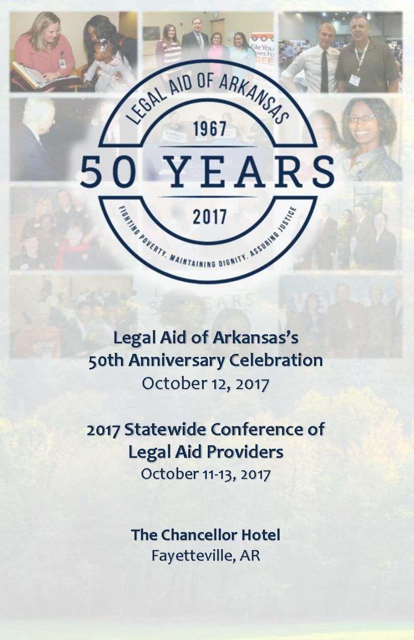 2017 Reception Program