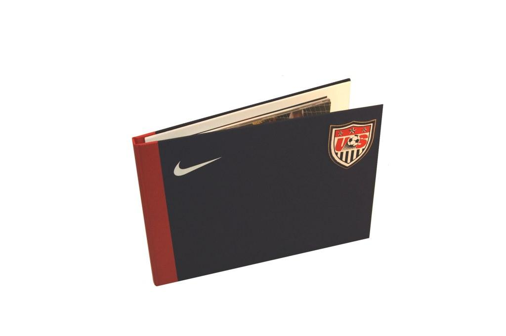 Cloth Covered Binder