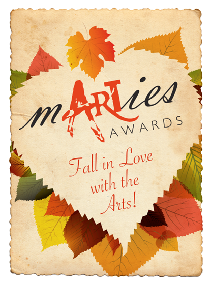 Fall in Love with the Arts, mARTies Awards