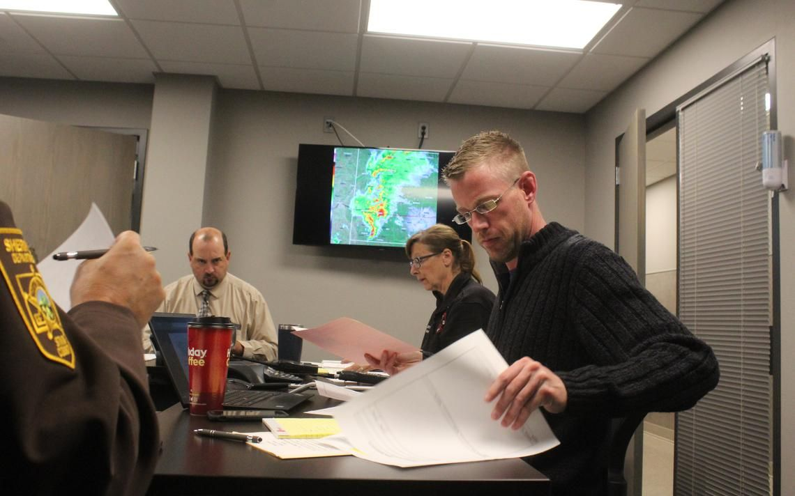 Stark County engages in full-scale disaster scenario