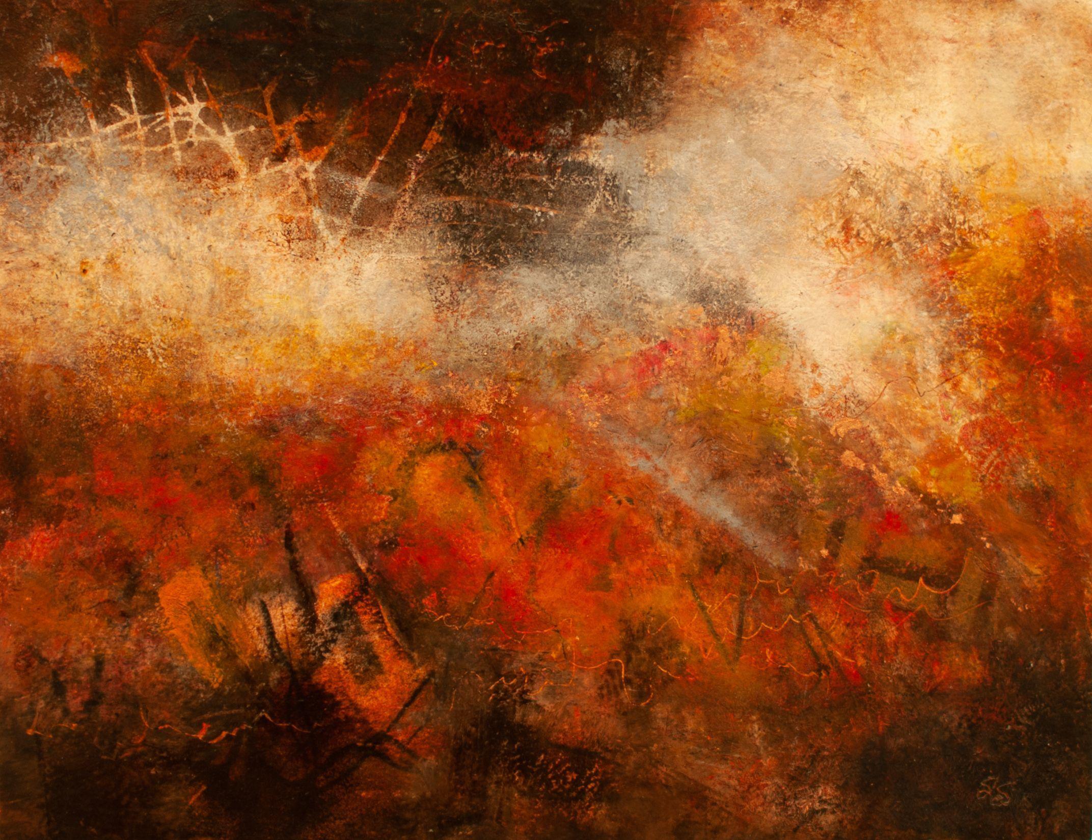 """Sandy Shepard - """"Emerging"""""""