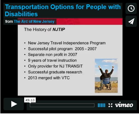Transportation Options for People with Disabilities