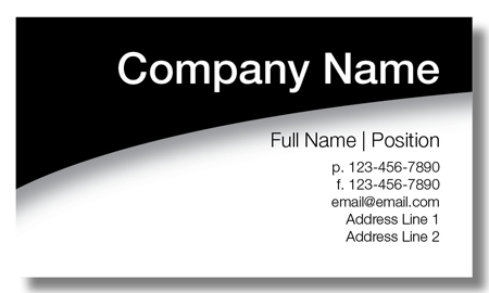 Model #021: Kwik Kopy Design and Print Centre Halifax Business Cards