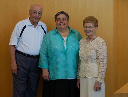 Jubilee Reflection for Sister Nancy Miller - June 18, 2016