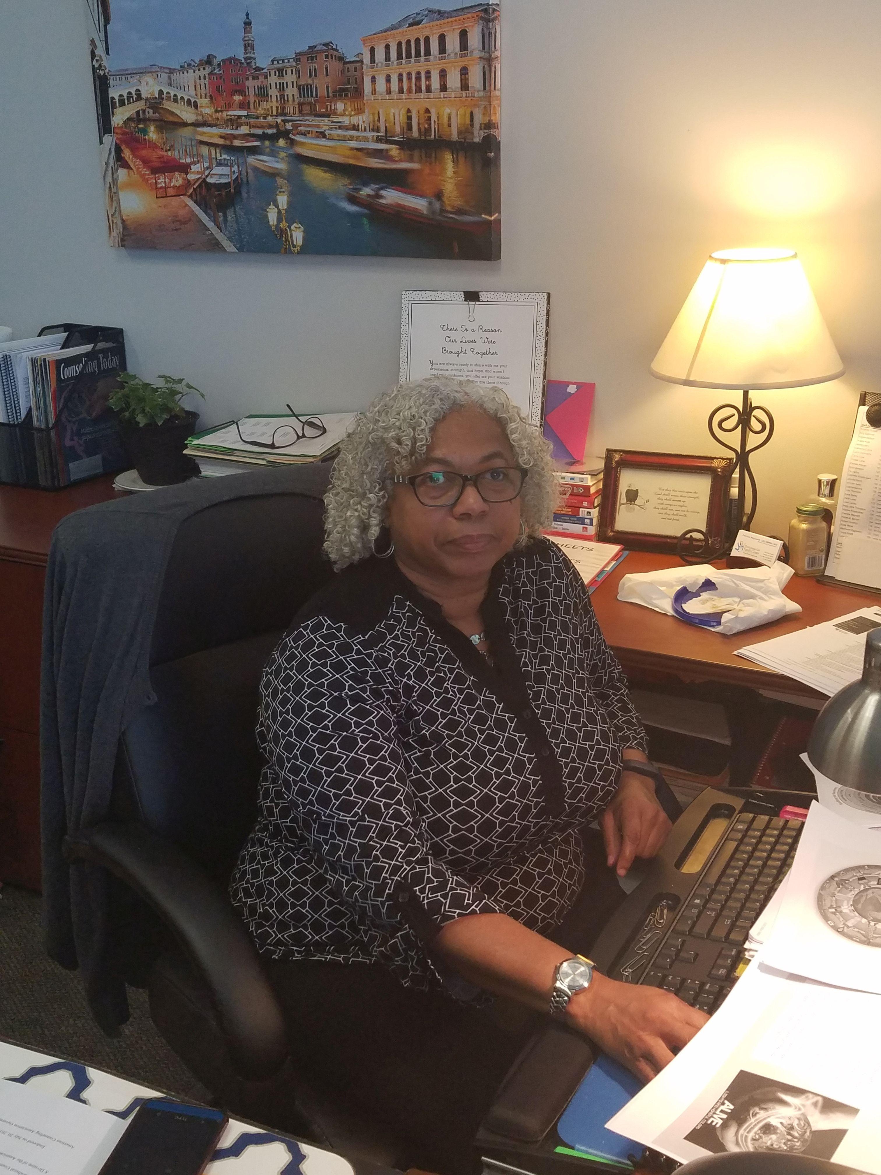 Meet the Staff: Patricia Maynard