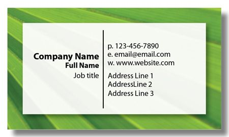 Model #020: Kwik Kopy Design and Print Centre Halifax Business Cards