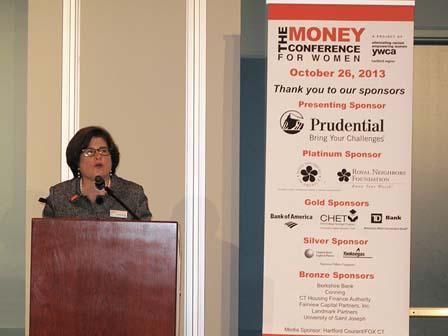 YWCA Hartford Region CEO Deborah Ullman