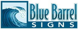 Blue Barrel Signs, LLC.