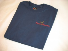 Farm Rescue Embroidered T-Shirt