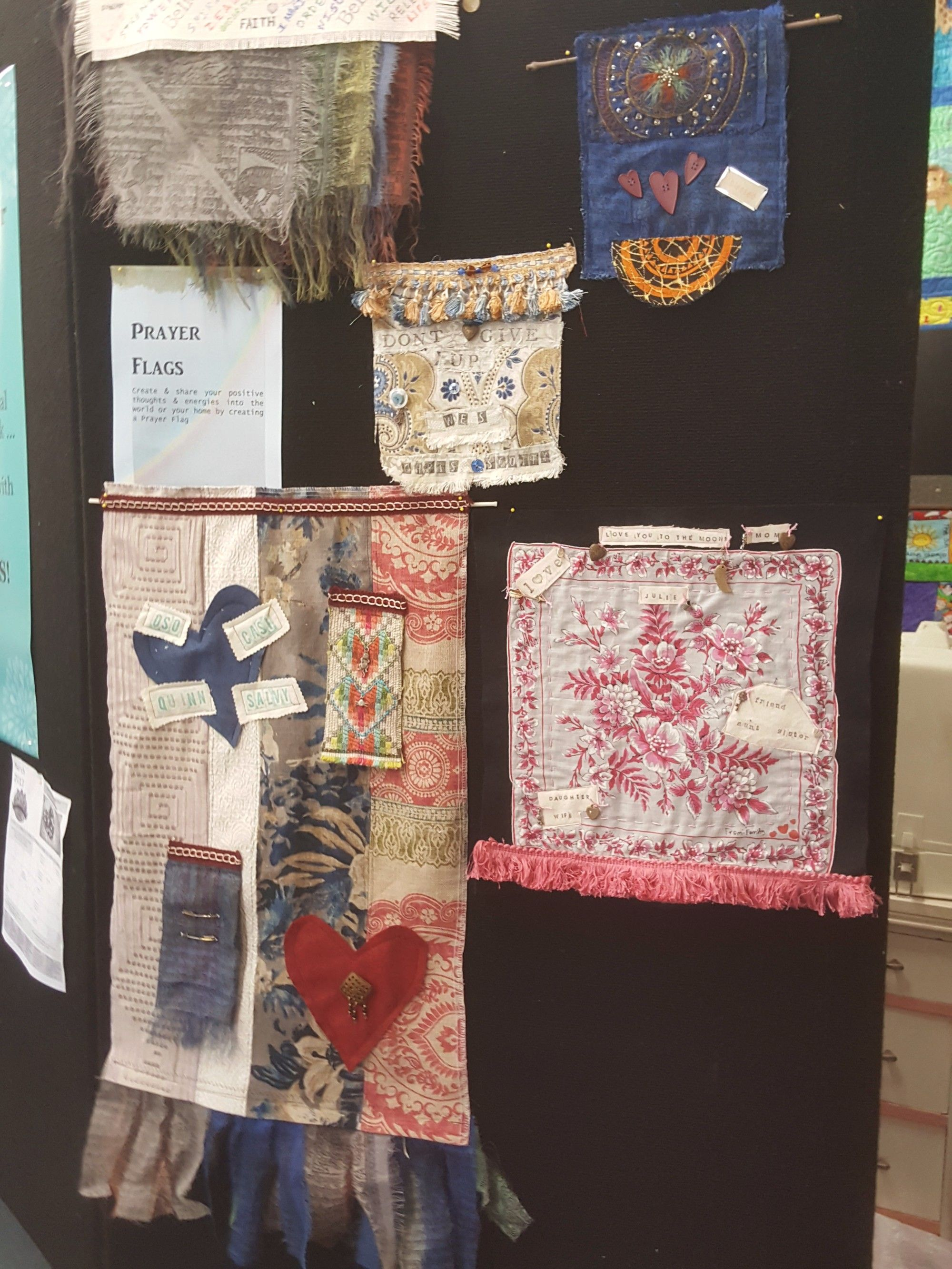 Prayer Flag Projects 2017