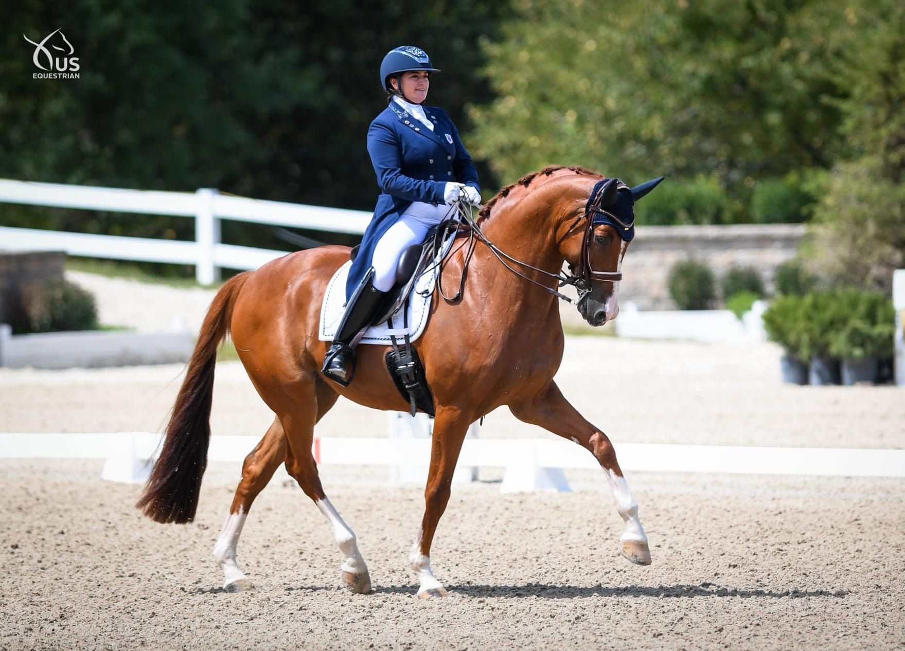 Emily Smith and Quantum Jazz Awarded  $25,000 Anne L. Barlow Ramsay Grant for U.S. -Bred Horses  From TDF