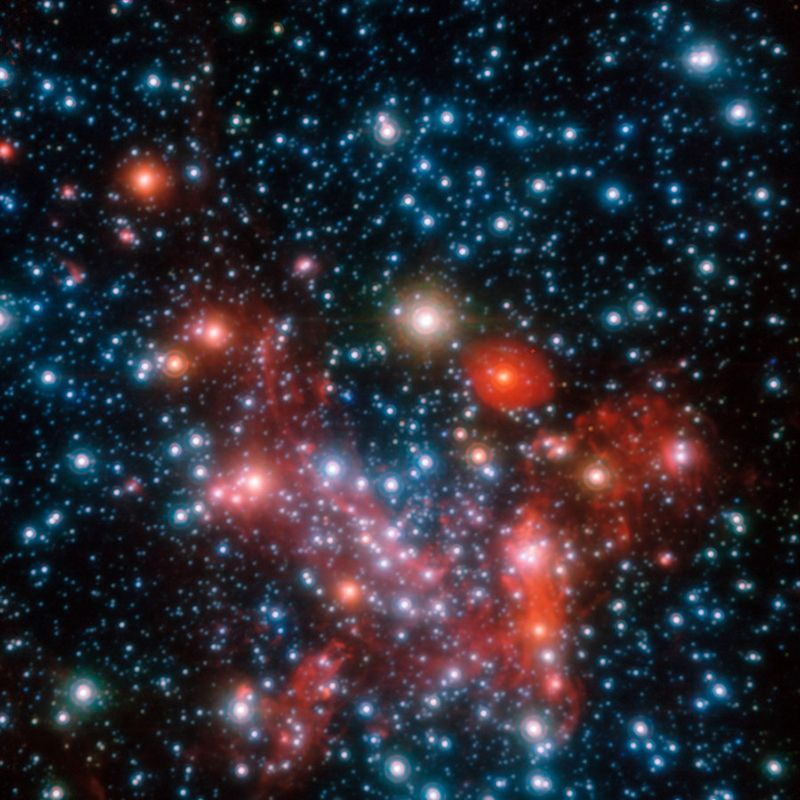 Star Clusters at Galaxies' Centers and Galactic Evolution