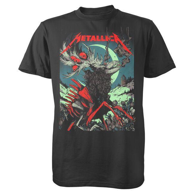 2020 Helping Hands Benefit Show T-Shirt (WolfSkullJack)