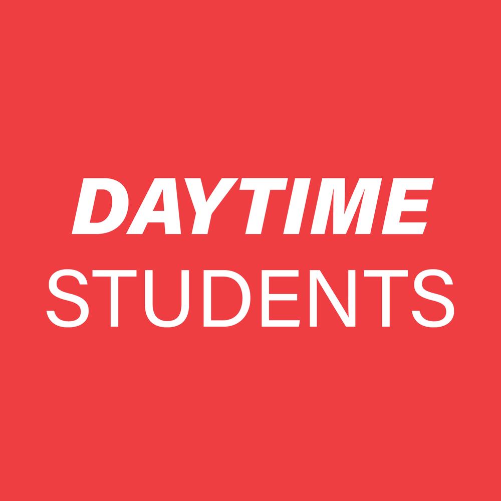 Daytime Students