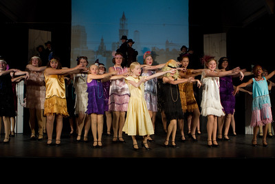 Thoroughly Modern Millie JR November 2016