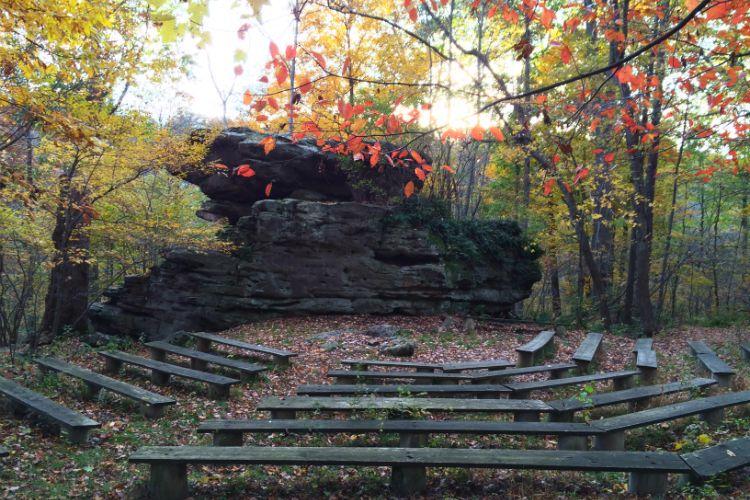 Chapel Rock Fall