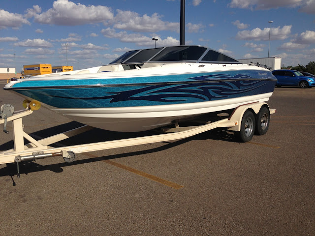 Boat Wraps Lubbock, TX - Elite Sign & Design