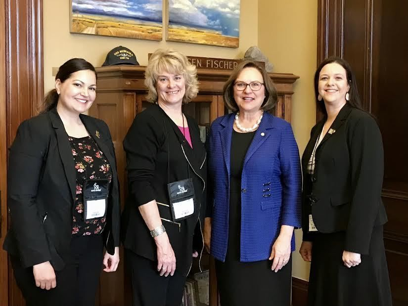 Miranda Kliment- Nebraska State Representative for the American Association of Nurse Practitioners