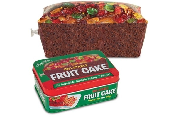 Inflatable Fruitcake