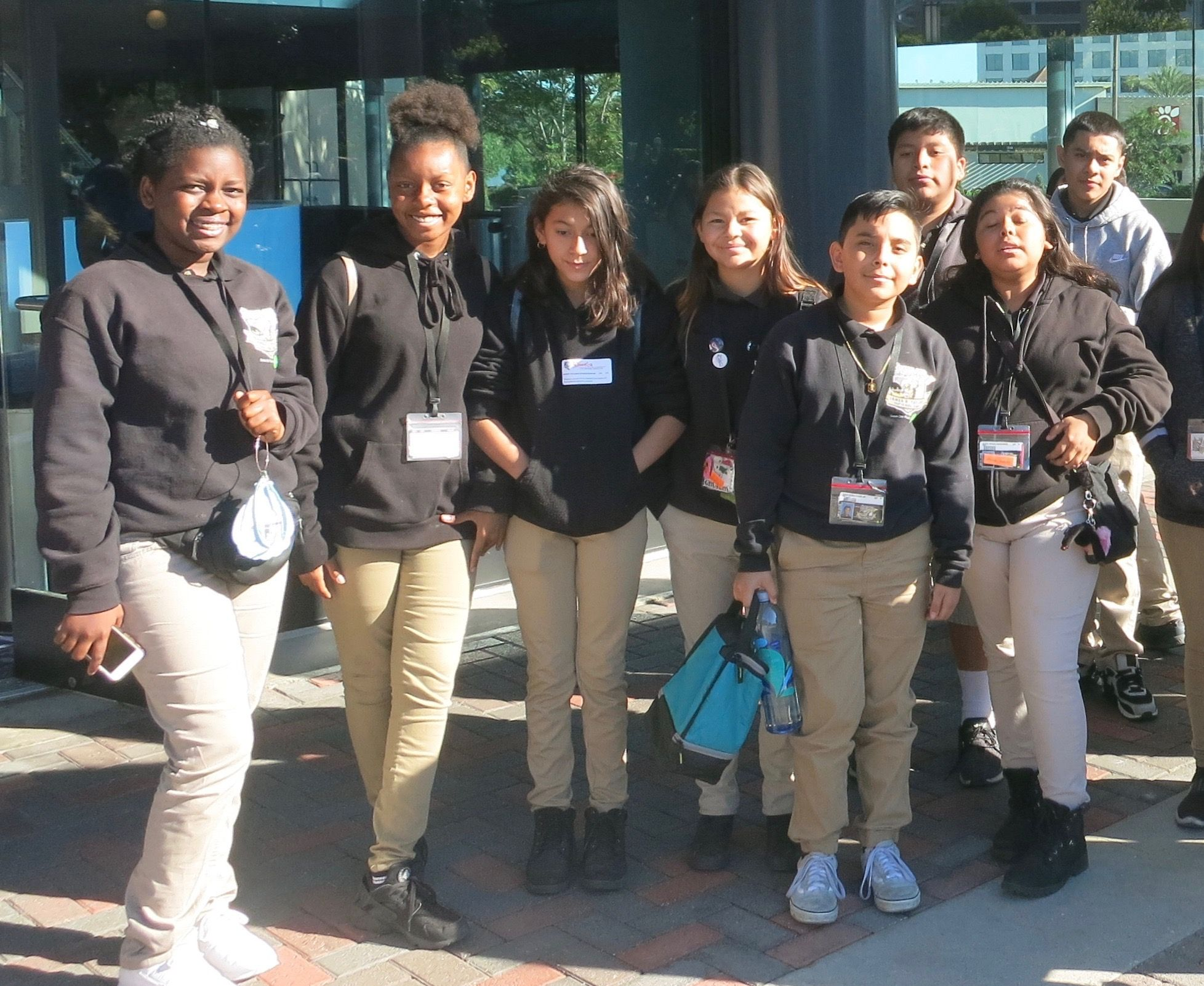 Amino James B Taylor Charter Middle School Visit The Barclay