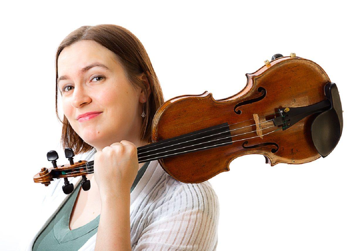 Casey Bozell, Concertmaster