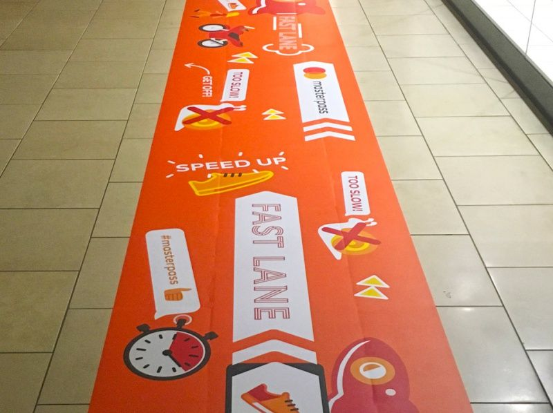 Floor & Window Graphics