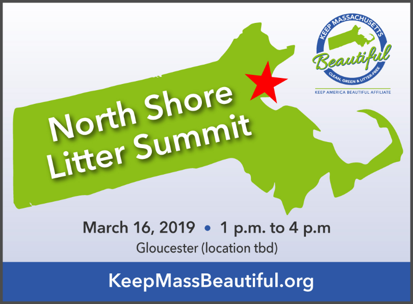 North Shore Litter Summit on March 16