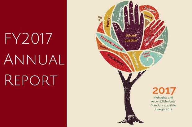 DCADV's Annual Report