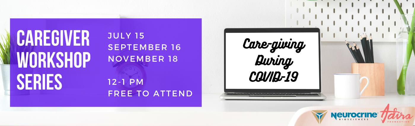 Caregiver Workshop Series