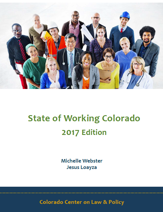 State of Working Colorado 2017
