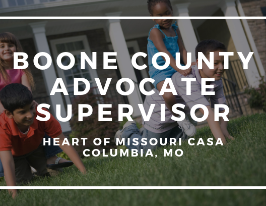 Boone County Advocate Supervisor