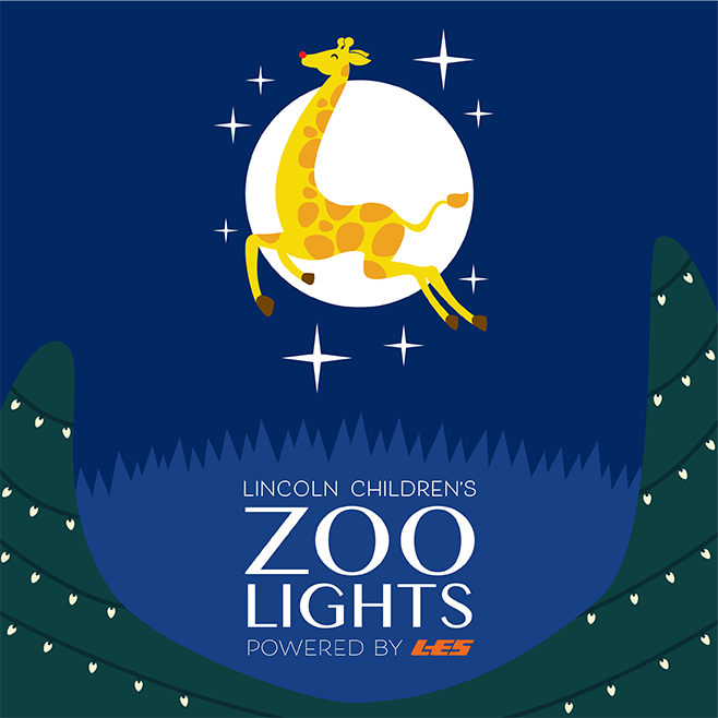 Lincoln Children's Zoo Lights Powered by LES