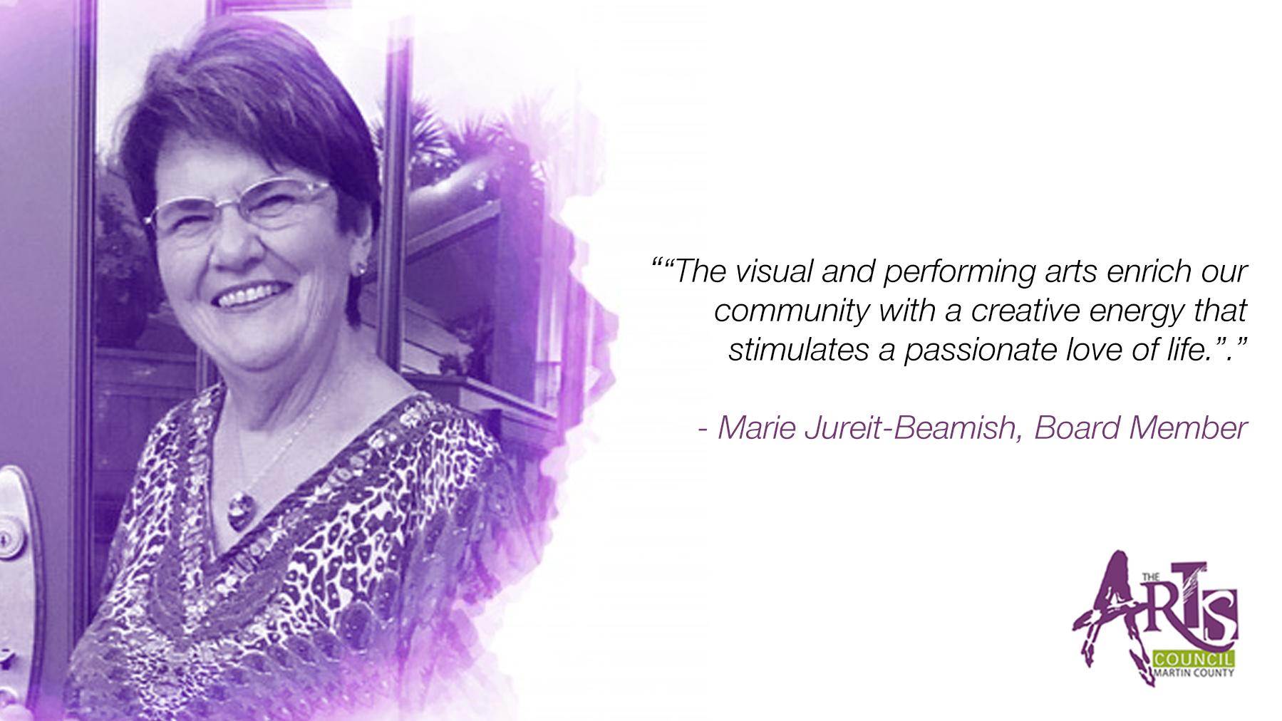 Marie Jureit-Beamish