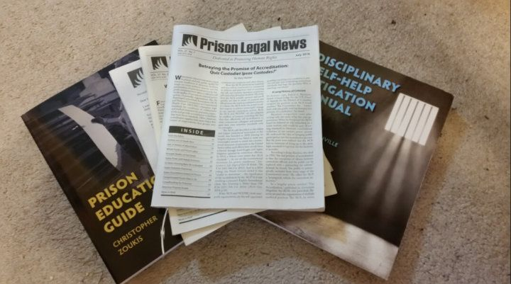 The Silencing of Prison Legal News