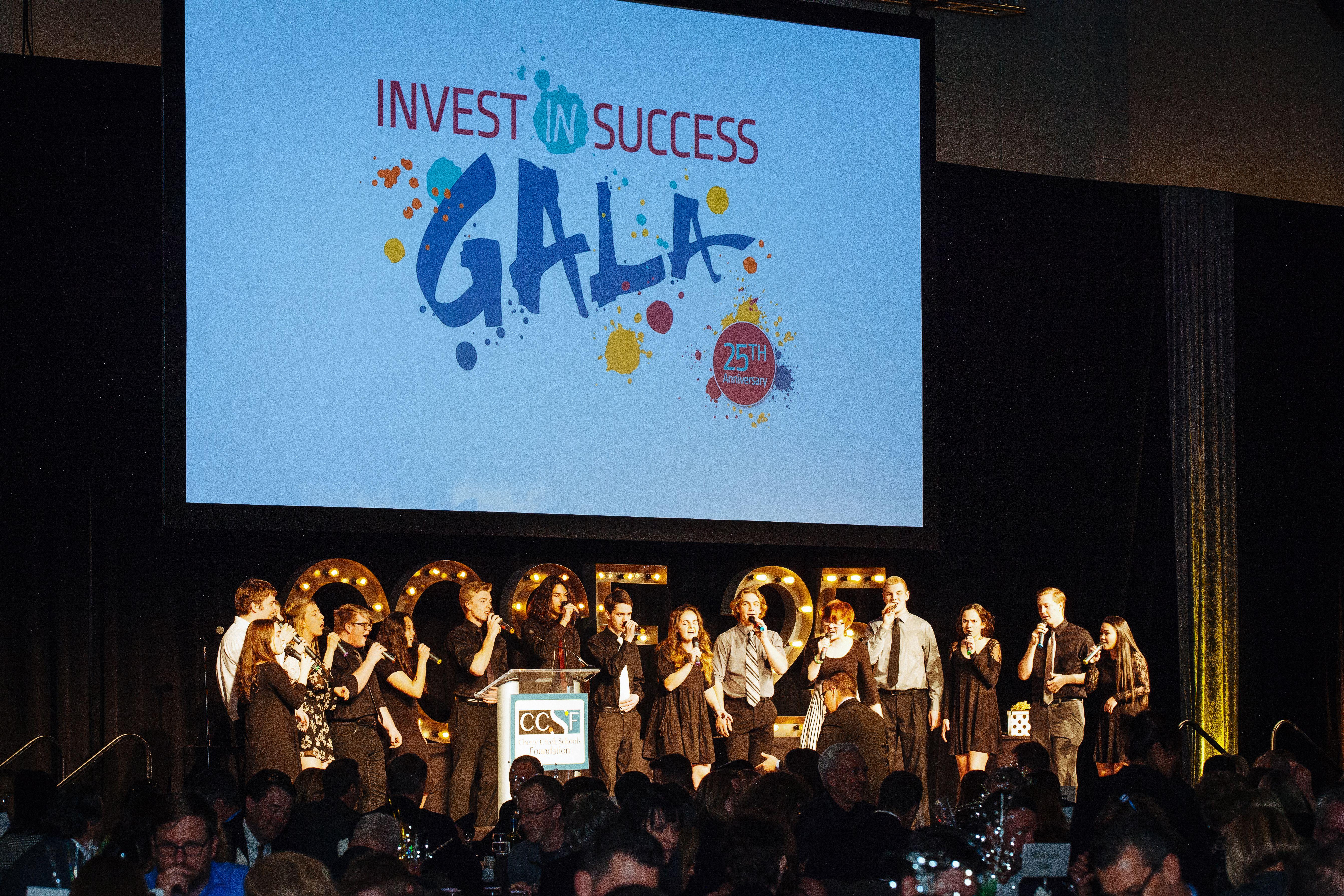 CCSF's 25th anniversary gala celebrates past, present, future of district
